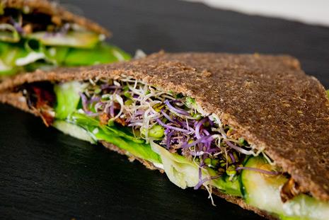 Lalakitchen Pan de Sandwich